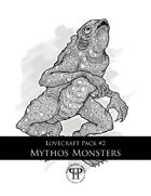 Lovecraft Pack #2 - Mythos Monsters (COMMERCIAL USE)