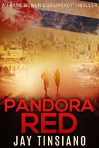 Pandora Red (Bowen Conspiracy Series #2)