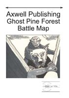 Raiders of the Night - Ghost Pine Forest Battle Map