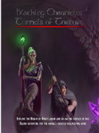 Blackleg Chronicles - Tunnels of Torture