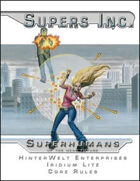 Supers Inc.