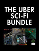 The Uber Sci-Fi Collection [BUNDLE]