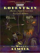 Race Pack One: Rodentkin