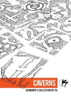 Geomorph Collection Caverns Set 02