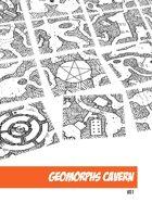 Geomorph Cavern #01