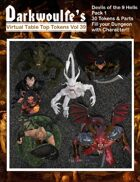 Darkwoulfe's Token Pack Vol39 - Devils of the 9 Hells - Pack 1