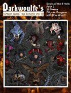 Darkwoulfe's Token Pack Vol40 - Devils of the 9 Hells - Pack 2