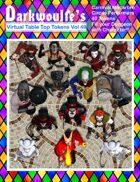 Darkwoulfe's Token Pack Vol49 - Carnival Macarbre