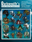 Darkwoulfe's Token Pack Vol54 - Beyond the Scoundrels of Saltmarsh