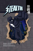 Stealth #0, Graphic Novel Preview