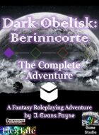 Dark Obelisk 1: Everything (Pathfinder) [BUNDLE]
