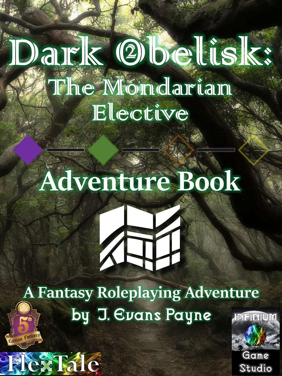 Dark Obelisk 2: The Mondarian Elective (5E)