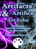 Artifacts & Artifice: Art Folio