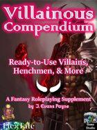 Villainous Compendium (5E)