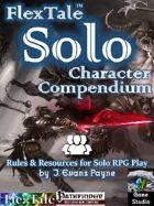 FlexTale Solo Character Compendium (Pathfinder)