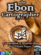 The Ebon Cartographer (Lifetime Adventure Maps Subscription)