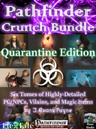 Pathfinder Crunch Bundle: Quarantine Edition