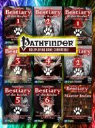 Aquilae: Bestiary of the Realm for Pathfinder [BUNDLE]