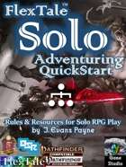 FlexTale Solo Adventuring QuickStart (multisystem: Pathfinder, P2E, 5E, OSR))