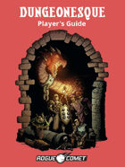 Dungeonesque Red Box Players' Guide