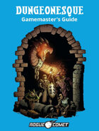 Dungeonesque Red Box GM's Guide