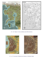 The World of Redmark Digital Maps Set