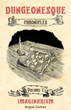 The Chronicles RPG Kit: Imaginarium