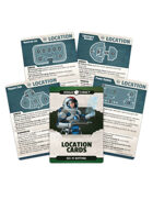 Sci Fi Setting Location Cards