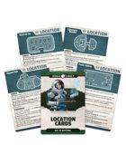 Sci Fi Setting Location Cards
