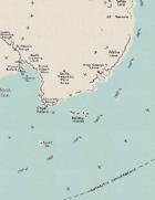 1933 Antartica Map