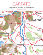 CARPATO — The Carpathian Theater of Operations