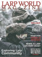 LARP WORLD MAGAZINE - Winter 2016