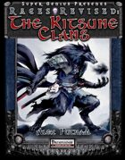 Super Genius Presents Races Revised: The Kitsune Clans