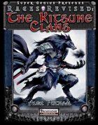 Super Genius Presents Races Revised: The Kitsune Clans