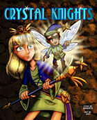 Crystal Knights #1