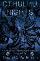 Cthulhu Nights (CBRPG)