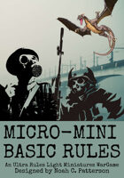 Micro-Mini BASIC Rules