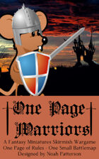 One Page Warriors: Kingdom Animalia