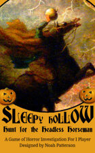 Sleepy Hollow: Hunt for the Headless Horseman