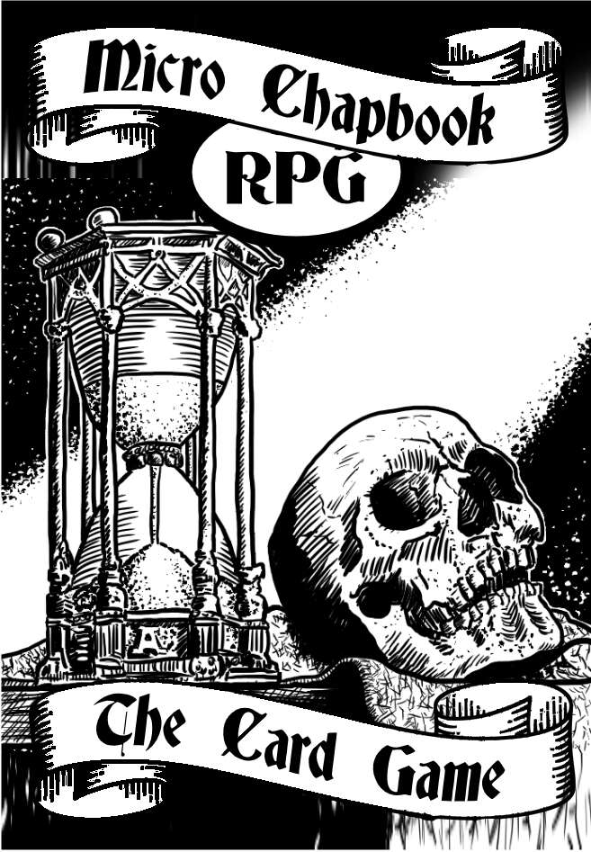 Micro Chapbook RPG: The Card Game