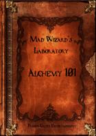 Mad Wizard's Lab - Alchemy 101