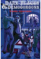 Vampire Sourcebook - DARK PLACES & DEMOGORGONS & other OSR games