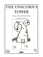 Spell Thief: The Unicorn's Tower