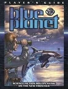 Blue planet v2 player 39 s guide biohazard games blue for Bureau 13 rpg pdf