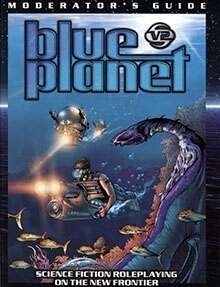 Blue planet v2 moderator 39 s guide biohazard games blue for Bureau 13 rpg pdf
