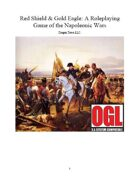 Red Shield & Gold Eagle: A Role Playing Game of the Napoleonic Wars