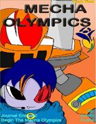 Mecha Olympics - Journal Entry: 2