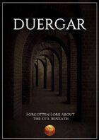 Duergar (13th Age Compatible)