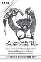 AA03 Purging Woth Nrld Oekwn's Muddy Hole