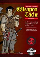 Weapon Cache Vol. 01 (5E)